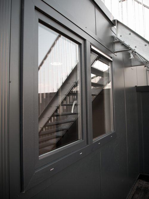 Bouwplast tilt and turn windows