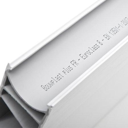 Bouwplast-Plus FR feuerbeständige Kunststoff Platten