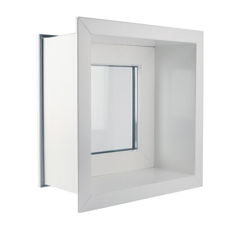 Bouwplast PVC window frame finish – Bouwimpex