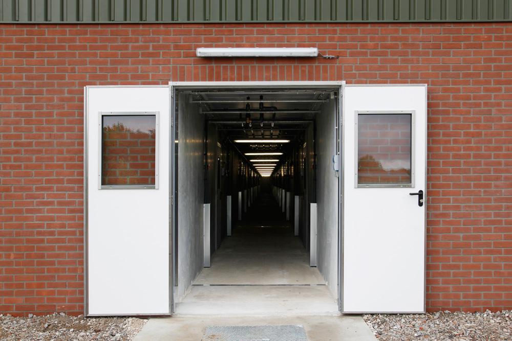 Agraplast Plastic Exterior Doors Bouwimpex