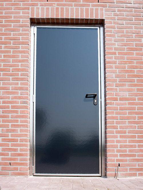 Agraplast plastic exterior doors
