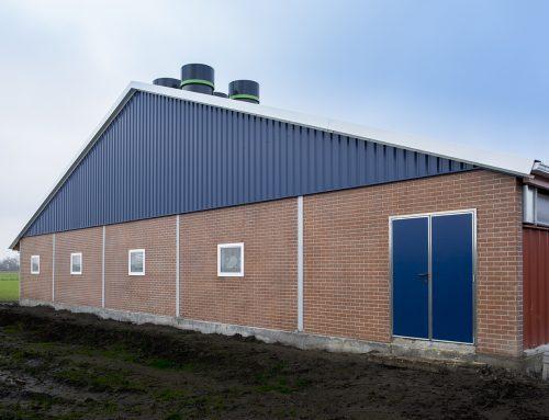 Green stable for the Van den Aker family