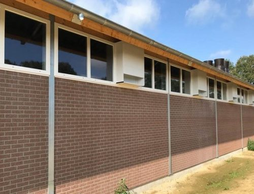 Bouwplast windows improve animal welfare in stable