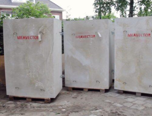 Installatie van MEA kelderkoekoeken in beeld gebracht