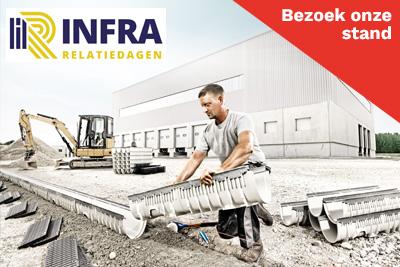 Bouwimpex aanwezig bij Infra Relatiedagen 2021.